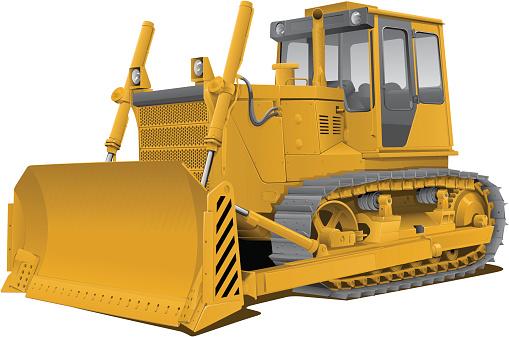 bulldozer vector clipart best bulldozer clipart free outline bulldozer clipart png