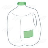 Milk Jug - ClipArt Best