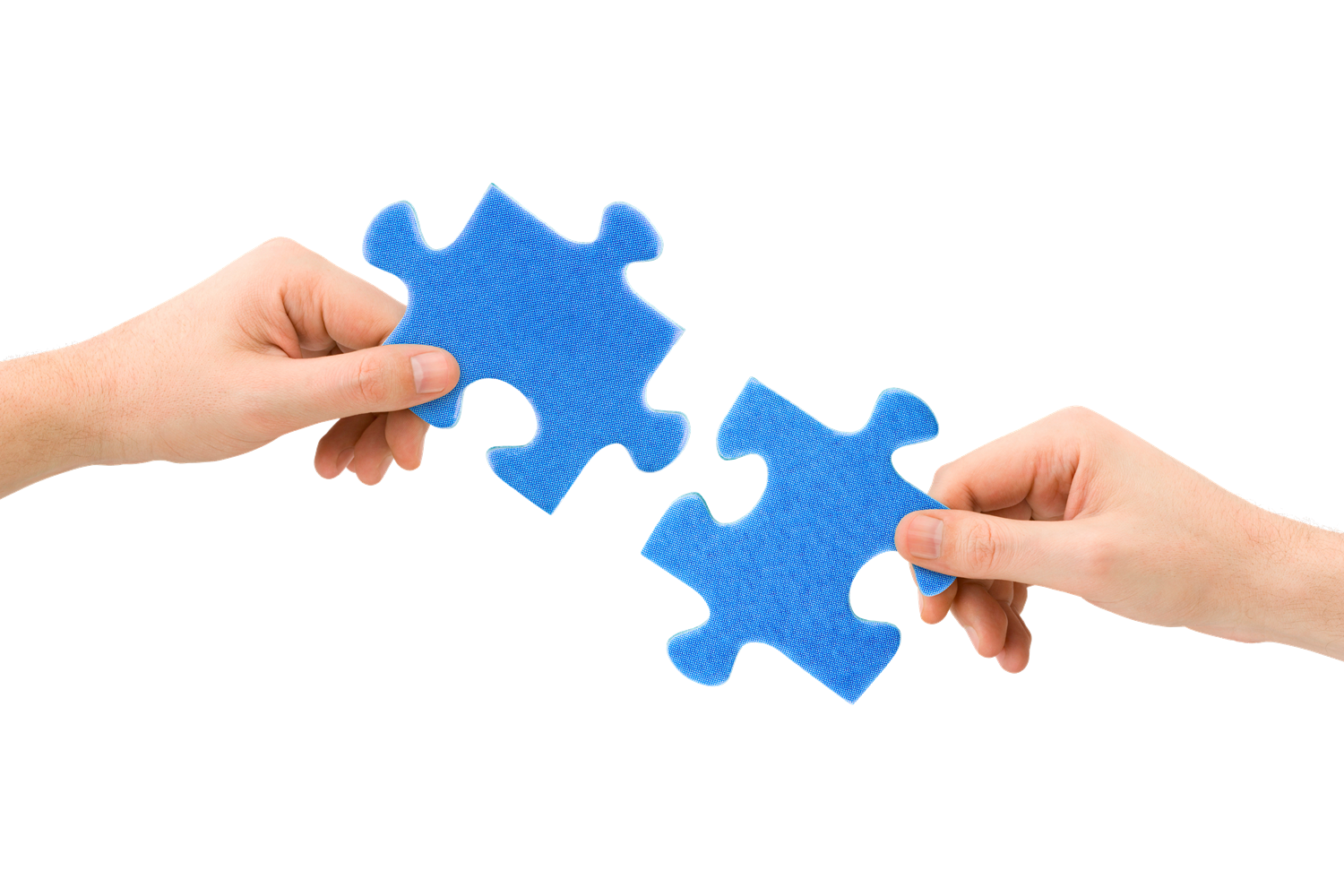 Two Puzzle Pieces - ClipArt Best