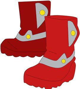 Pictures Of Snow Boots - ClipArt Best