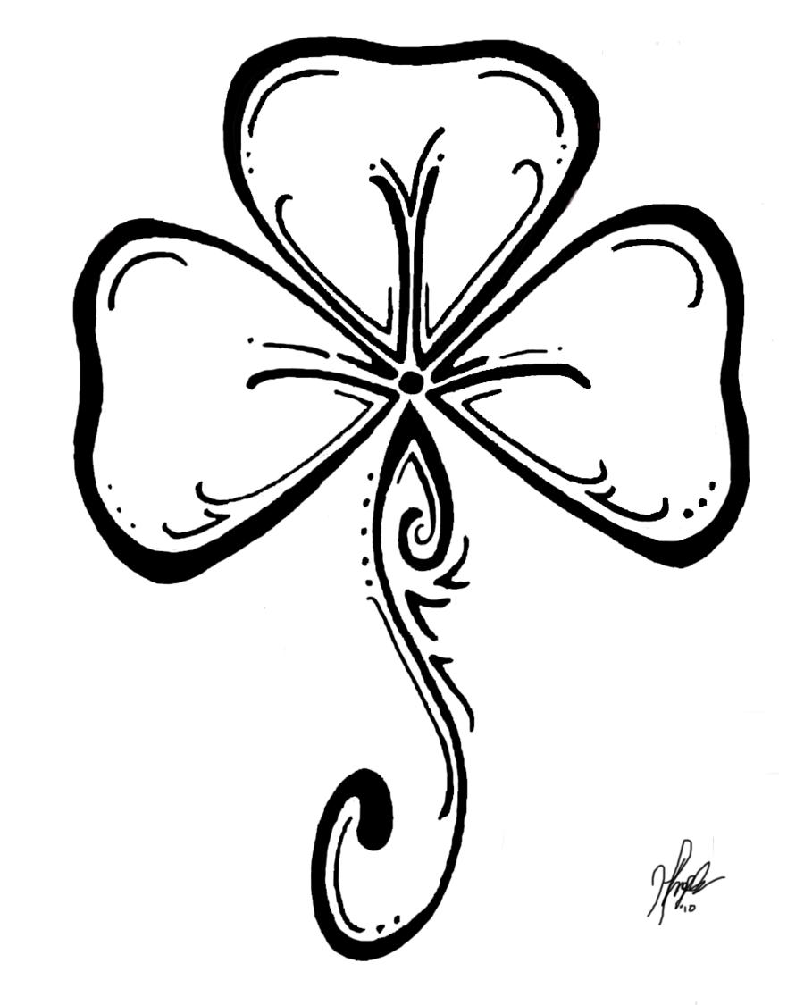 shamrock design