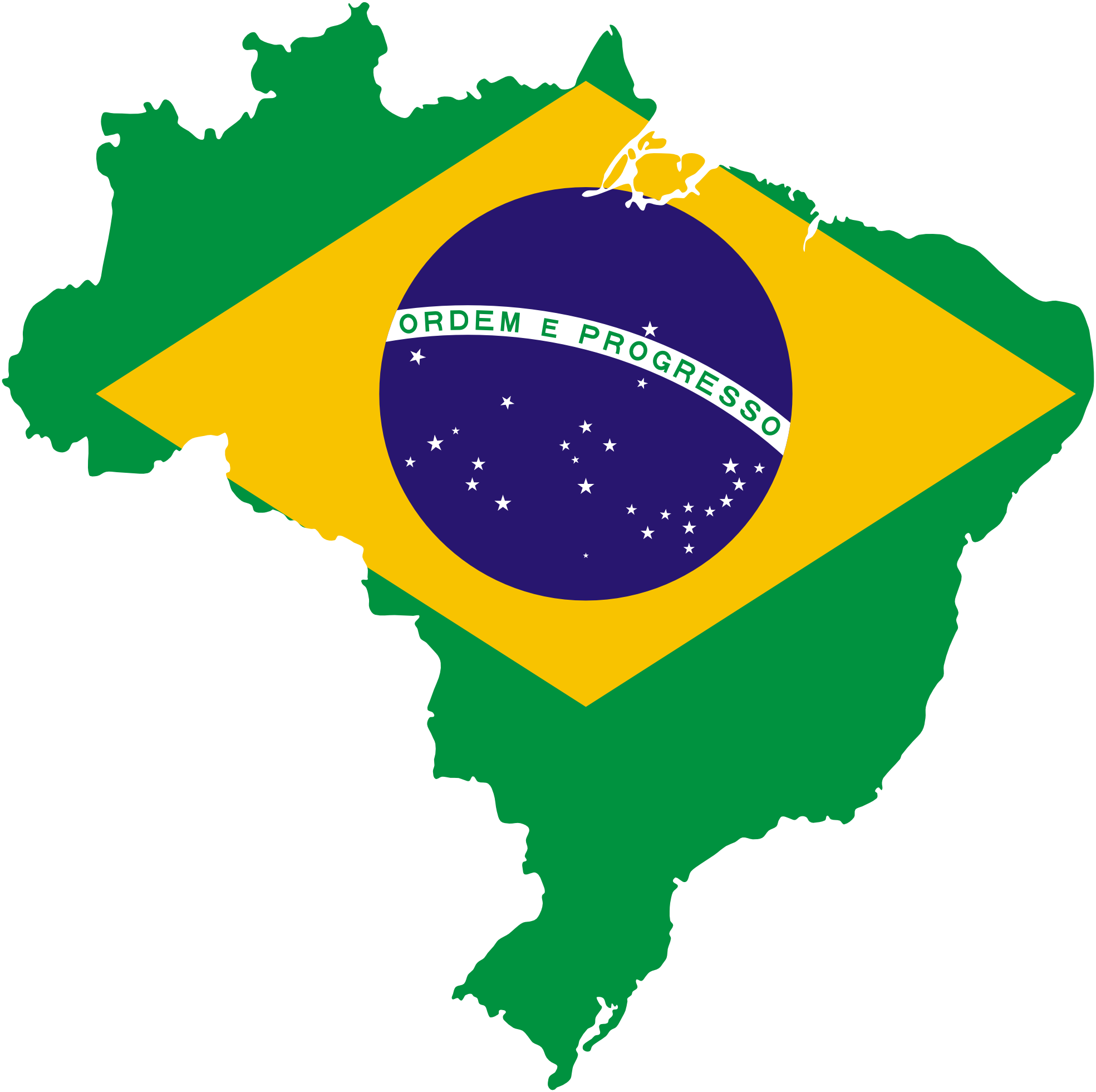 coloring pages flag brazil - photo#29