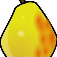 Green Pear Clip Art