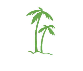 Palm Trees Logo Clipart - Free to use Clip Art Resource