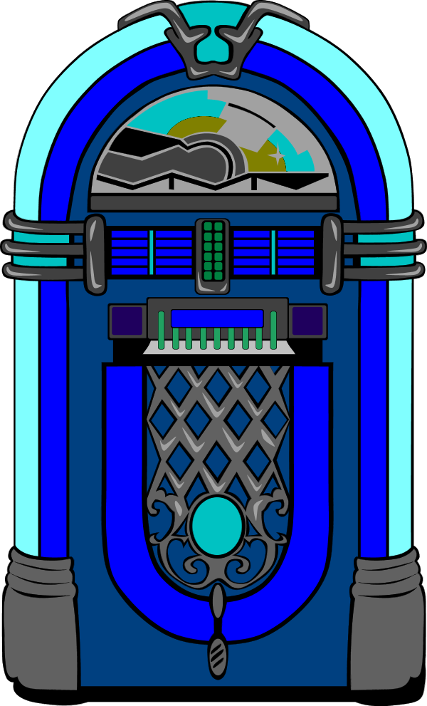 Jukebox Clipart - The Cliparts