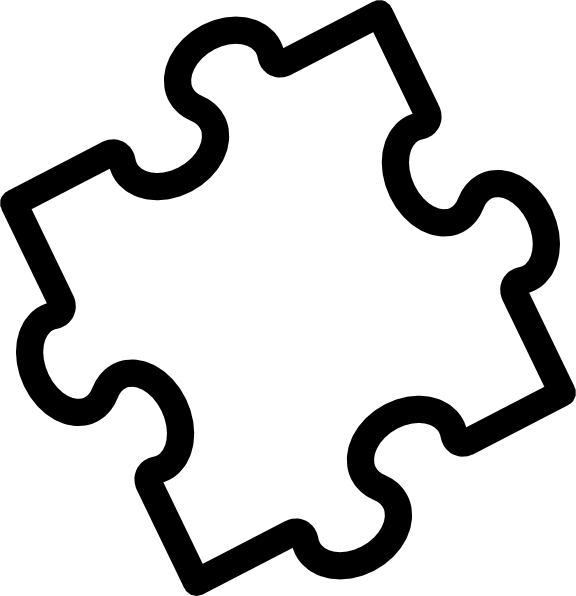 size 1280x720 puzzle piece template printable large blank puzzles ...