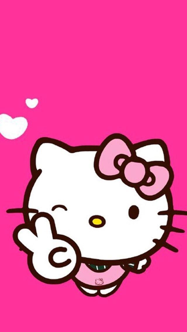 Gambar Hello Kitty Pink Clipart Best