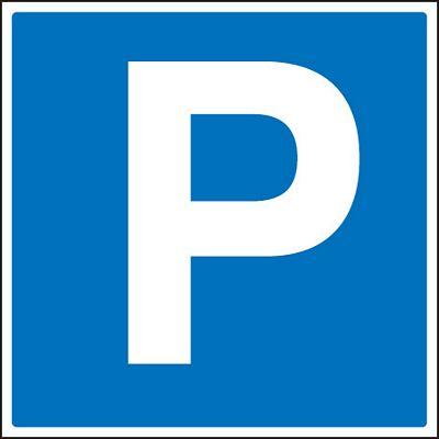 Road Signs And Symbols Parking Symbol · Svg Road
