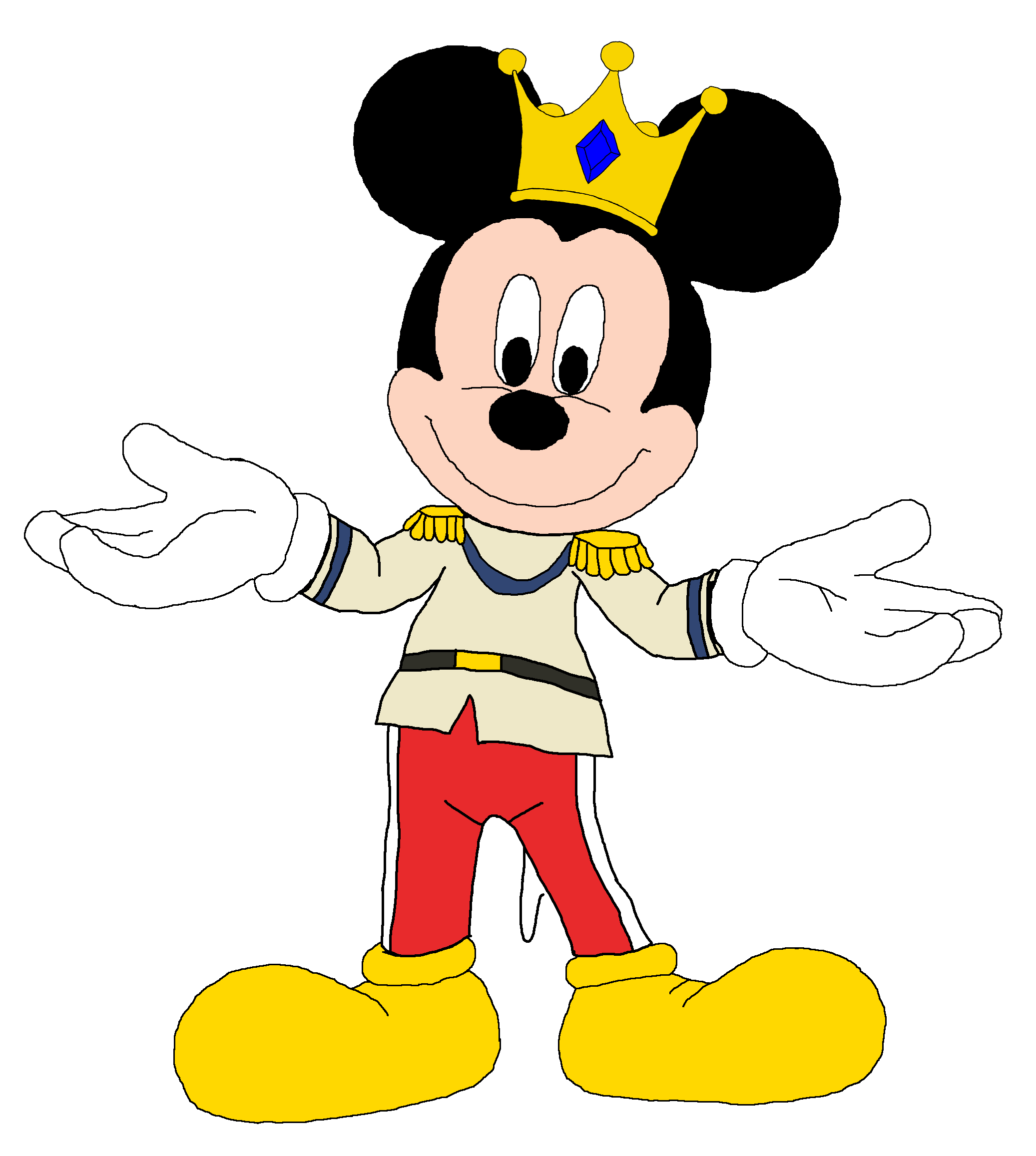 Mickey Mouse Free Download Picture of Mickey Mouse With