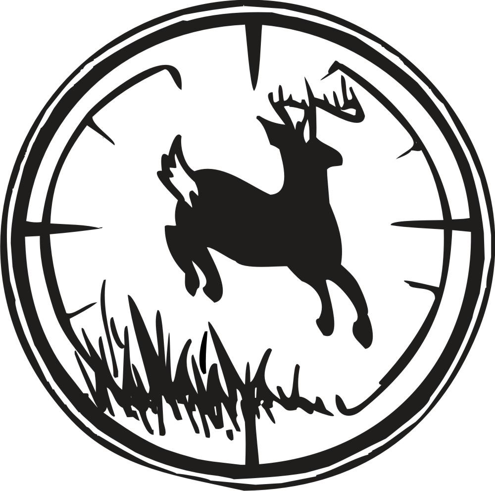 Hunting Clip Art Cartoon   Clipart Panda - Free Clipart Images   Deer Hunting Cartoon Clipart