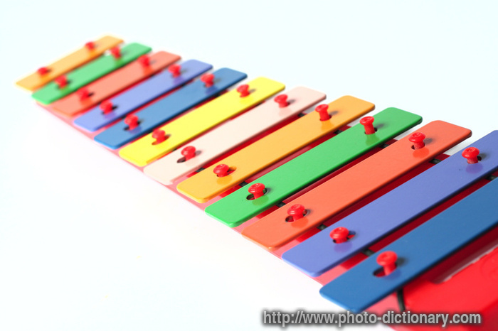 Picture Of A Xylophone - ClipArt Best