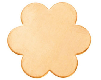 5 Petal Flower Templates - ClipArt Best
