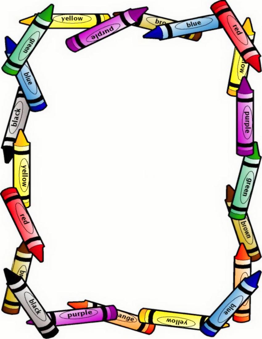 free clip art frames for teachers - photo #4