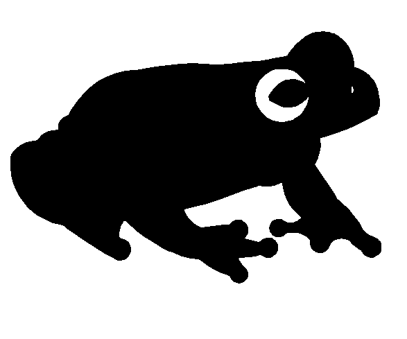 Frog : Metal Wall Art | Old West Metal Silhouette Art | Metal Wall ...