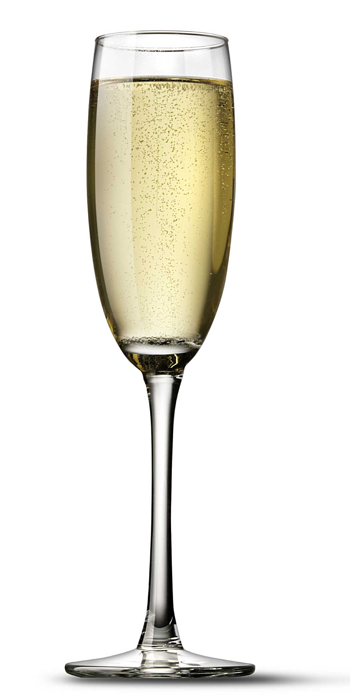 Champagne Glass With Bubbles Clip Art Picture of champagne glass