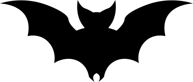 Intrepid image regarding bat stencil printable
