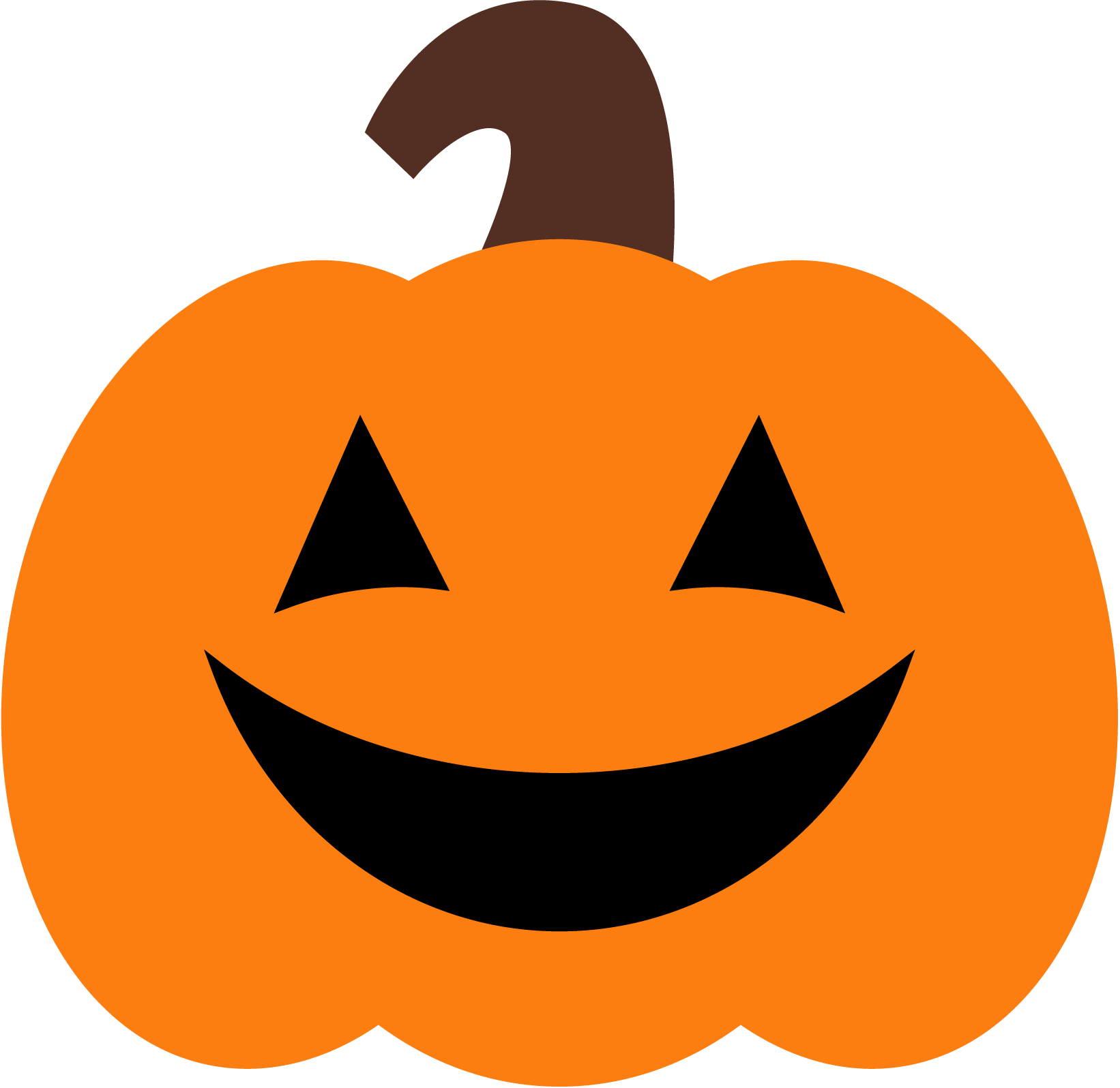 jack o lantern faces clip art -#main
