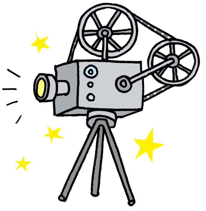 Download image Movie Film Camera Cartoon PC, Android, iPhone and iPad ...