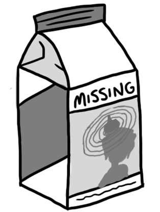 Missing Person Milk Carton Template - ClipArt Best