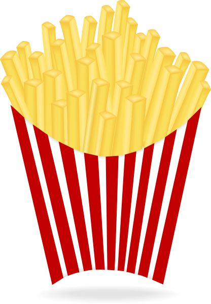 Mcdonalds French Fries - ClipArt Best