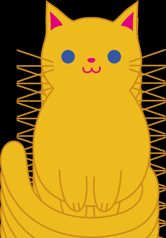 Cute Cartoon Cats - ClipArt Best