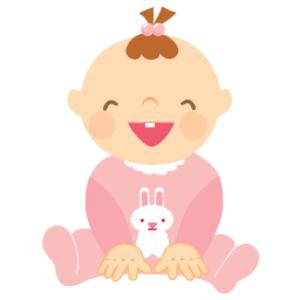 Baby Girl Clip Art - ClipArt Best