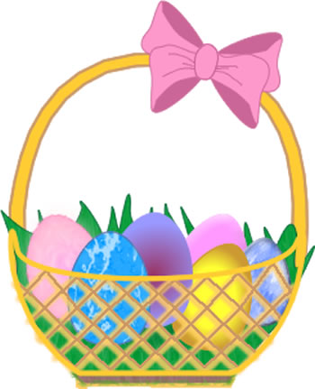 Easter Egg Border Clipart - Free Clipart Images