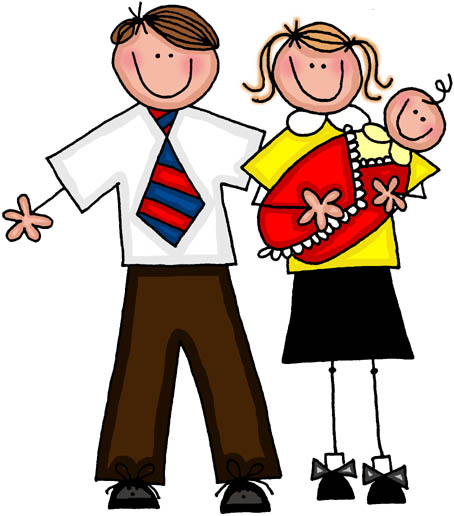 Mom And Dad Clip Art - ClipArt Best