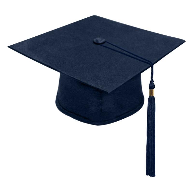 High School Cap And Diploma