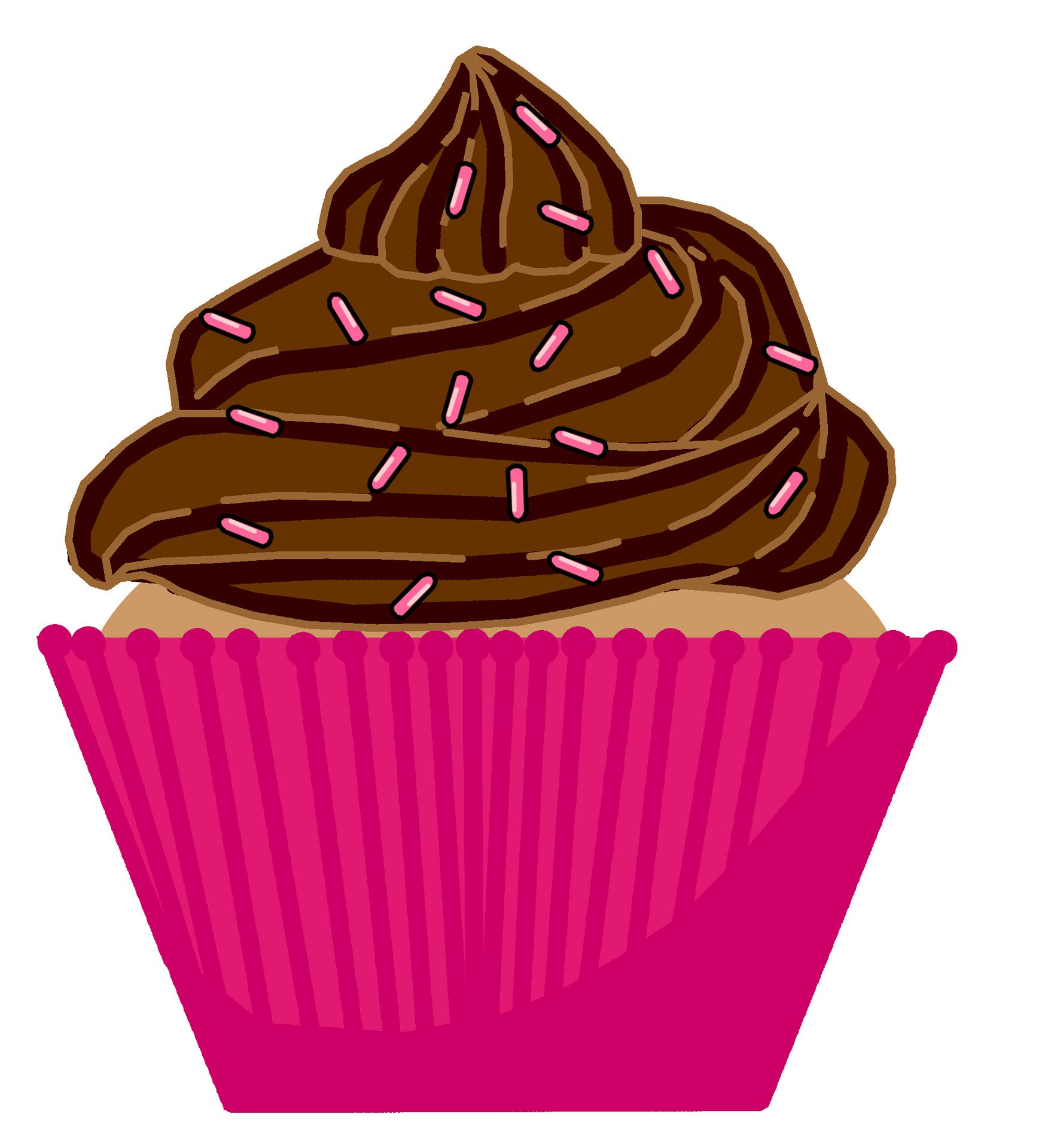 27 cupcakes free cliparts that you can download to you computer and ...