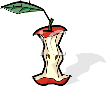 Core Apple - ClipArt Best