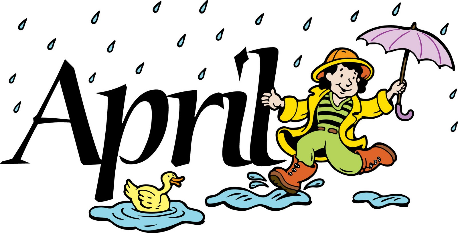 April Calendar Clip Art : April calendar clipart best