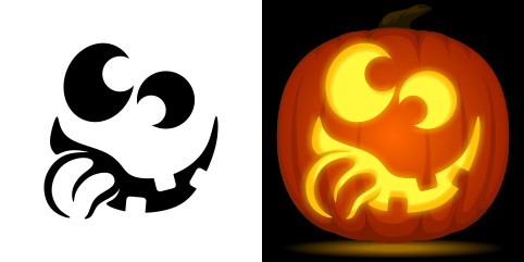 girly pumpkin faces clipart best pirate skull and crossbones clip art free pirate skull clip art