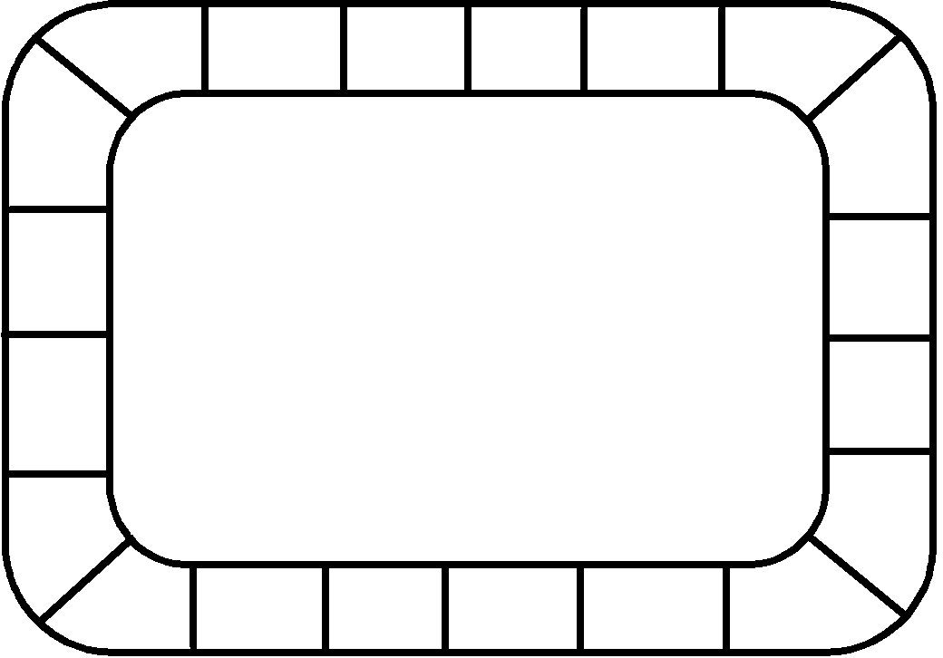 blank printable bookmark templates .