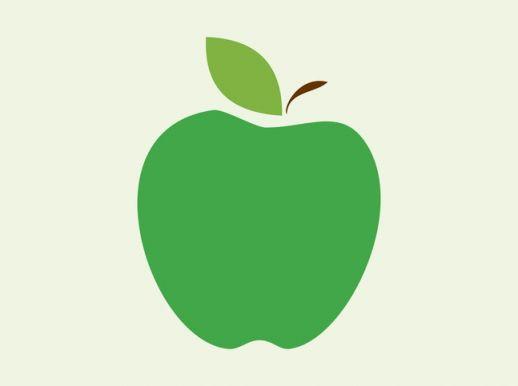 Apple Icon Vector Ai Pdf Free Graphics Download
