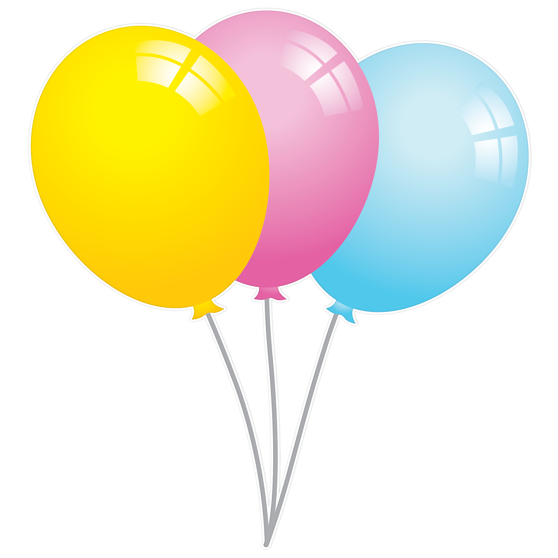 Happy Birthday Balloon ClipArt Best