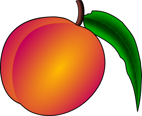 Cartoon Peaches Tree - ClipArt Best