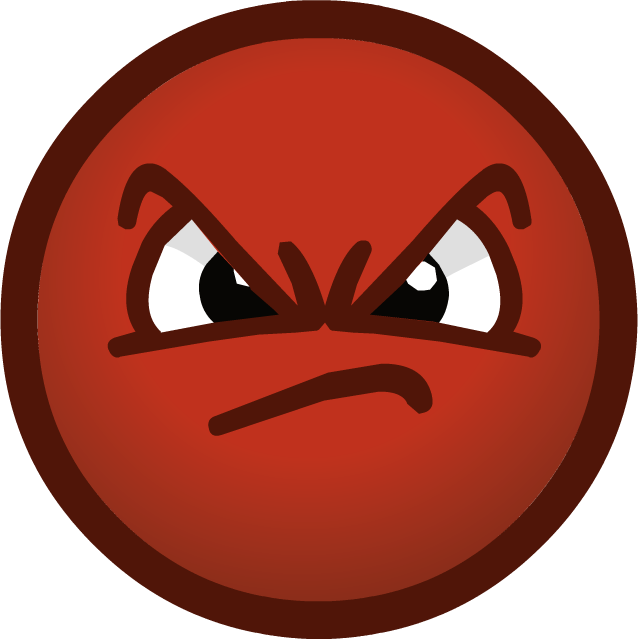 Angry Face Imagez - ClipArt Best