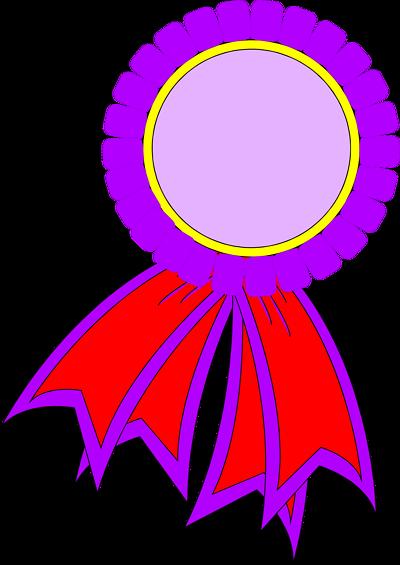 Blank Prize Ribbon