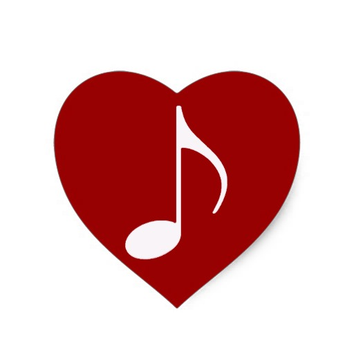 Heart Music Clipart Best