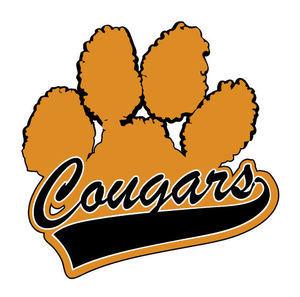 Orange Cougar Paw Print - ClipArt Best - ClipArt Best