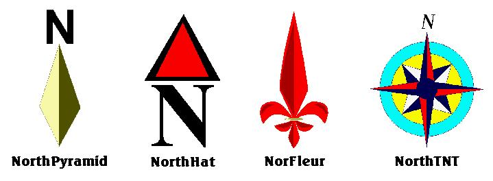 North Arrows - ClipArt Best