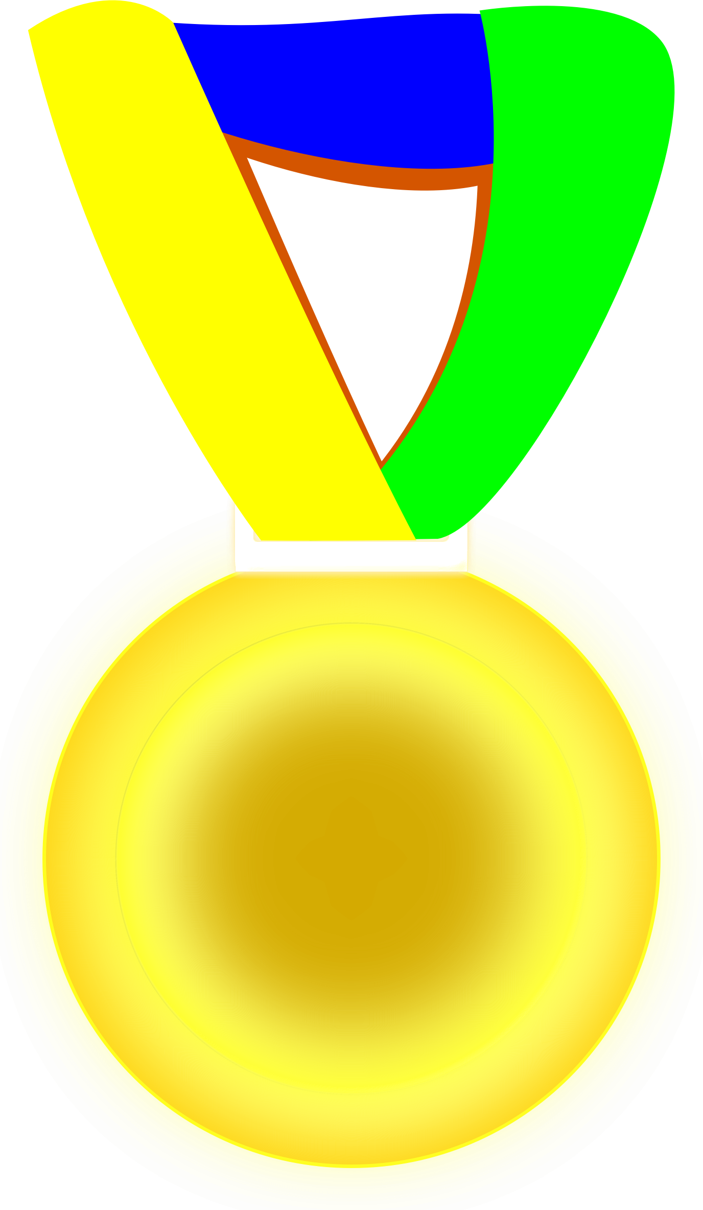 free clipart gold medals - photo #50