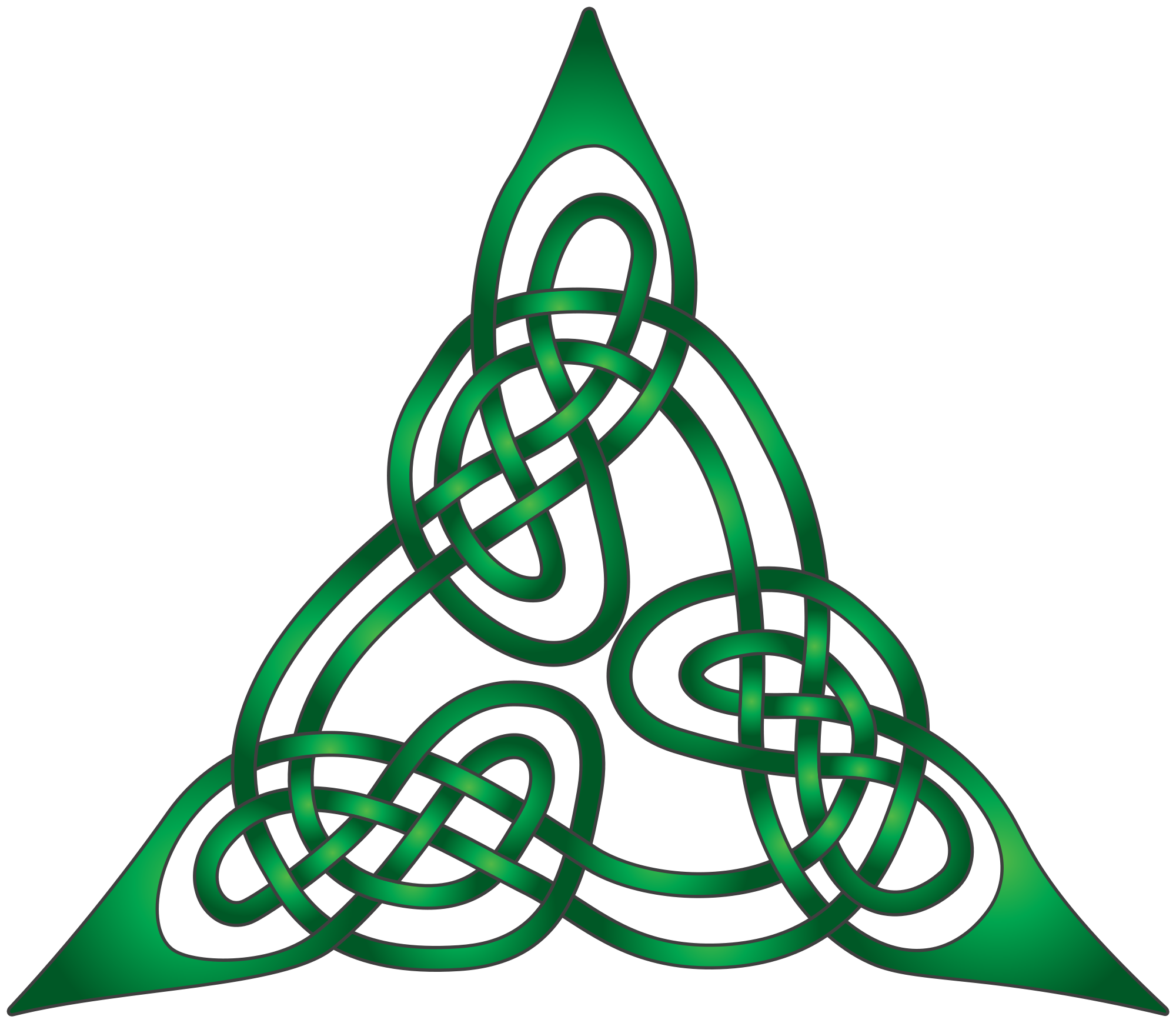 Irish Knot - ClipArt Best