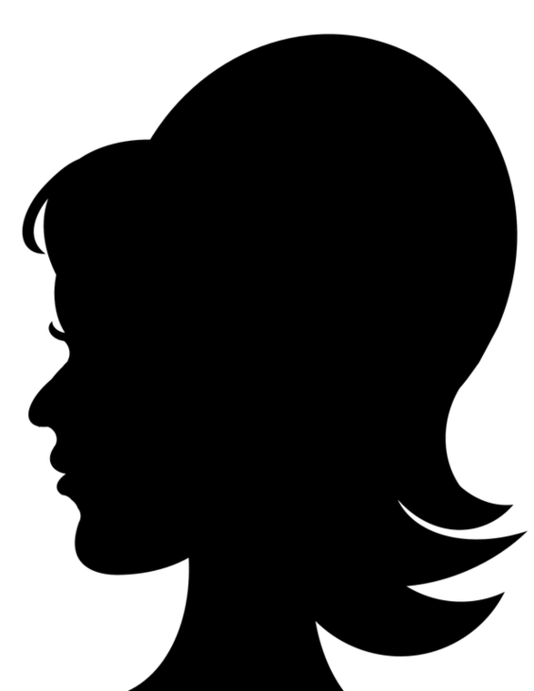 Free Head Silhouette Images