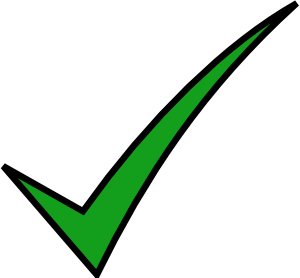 Clip Art Checkmark Clipart checkmark transparent background clipart best clip art tumundografico