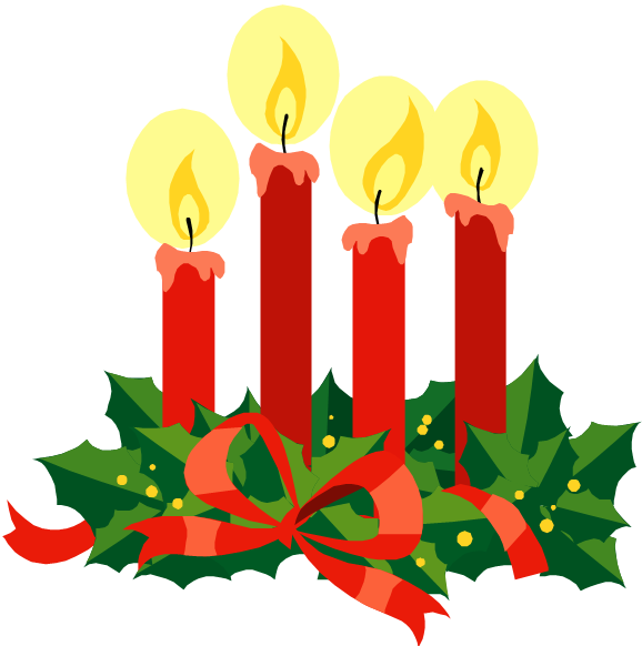 Religious Advent Clipart - Free Clipart Images