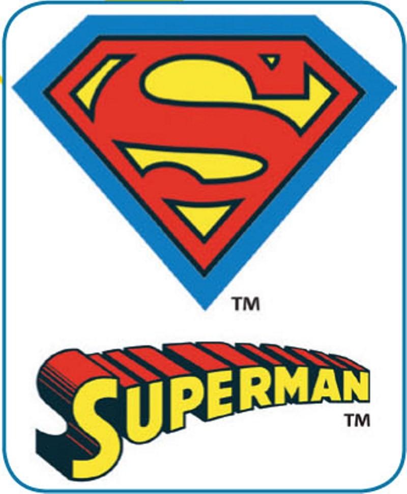 Superman Logo Evolution  Inkbot Design