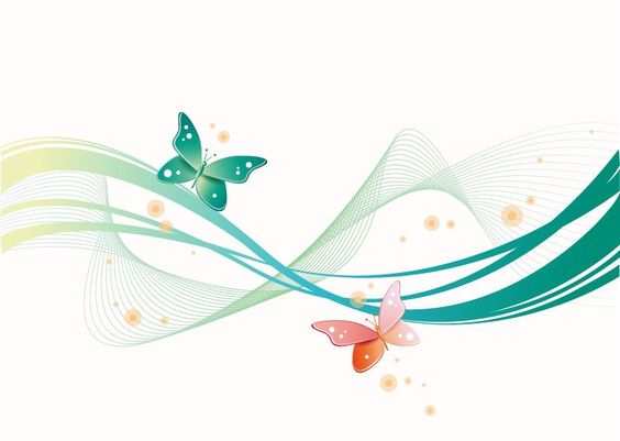 Butterfly background, Abstract and Butterflies