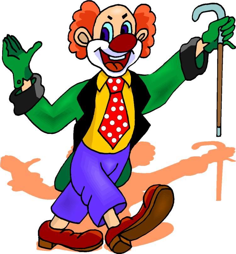 clipart kostenlos clown - photo #8
